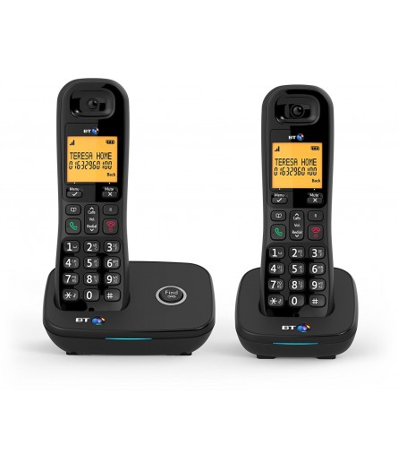 BT 1200 Twin Nuisance Call Blocker Cordless Phone - Clearance
