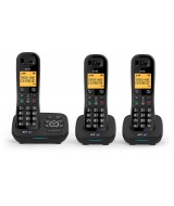 BT 1700 Trio Nuisance Call Blocker Cordless Phone - Clearance