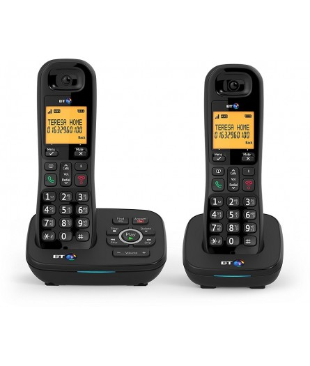 BT 1700 Twin Nuisance Call Blocker Cordless Phone - Clearance