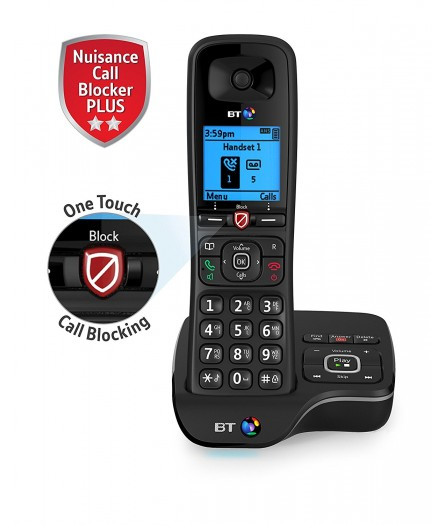 BT 6600 Single Cordless Phone - Clearance