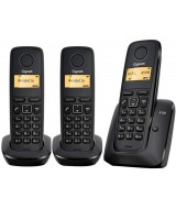 Gigaset A120 Trio Cordless Phone - Clearance