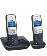 Gigaset A400A Duo Cordless Phone with Answering Machine - Refurb