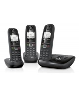 Gigaset AS405A Trio Cordless Phone with Answer System - Clearance