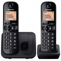 Panasonic KX-TGC212EB Twin Cordless Phone - Refurb