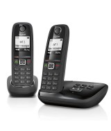 Gigaset AS405A Duo Cordless Phone with Answer System - Clearance