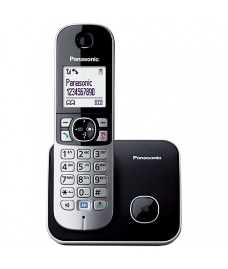 Panasonic KX-TG6811EB Cordless Phone - Clearance